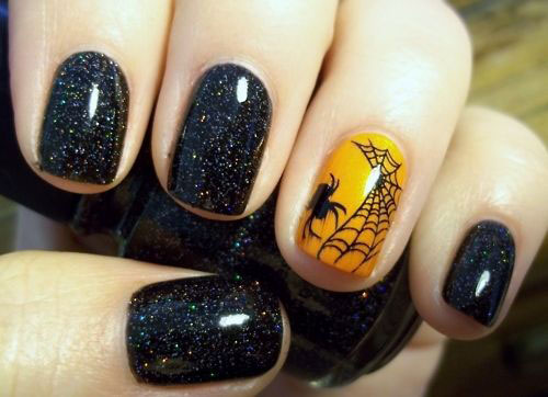 20-Simple-Halloween-Nail-Art-Designs-Ideas-Trends-Stickers-For-Girls-2014-8