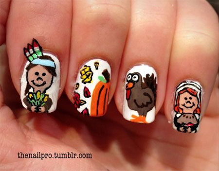 10-Turkey-Nail-Art-Designs-Ideas-Trends-Stickers-2014-5