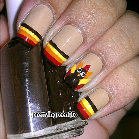 12-Easy-Cute-Thanksgiving-Nail-Art-Designs-Ideas-Trends-Stickers-2014-10