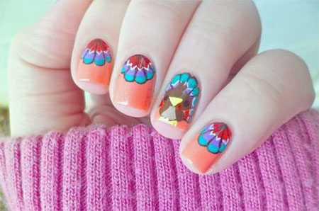 12-Thanksgiving-Nails-Art-Ideas-Designs-For-Girls-2014-1