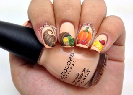 12-Thanksgiving-Nails-Art-Ideas-Designs-For-Girls-2014-11