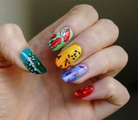 12-Thanksgiving-Nails-Art-Ideas-Designs-For-Girls-2014-6