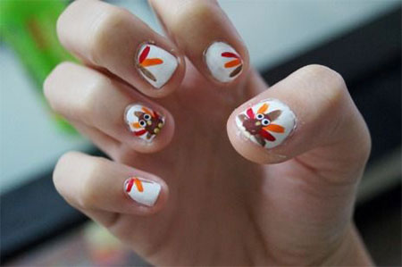12-Thanksgiving-Nails-Art-Ideas-Designs-For-Girls-2014-9