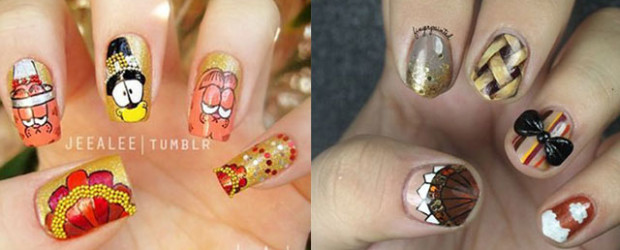 12-Thanksgiving-Nails-Art-Ideas-Designs-For-Girls-2014
