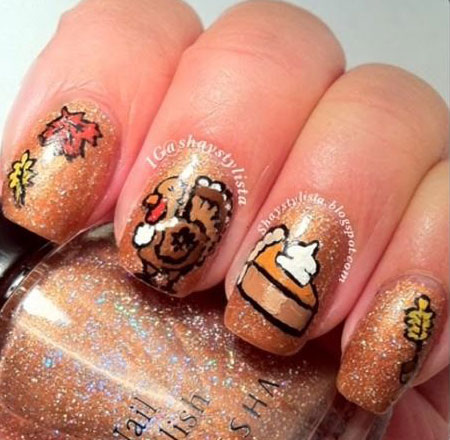 15-Thanksgiving-Nail-Art-Designs-Ideas-Trends-Stickers-2014-14