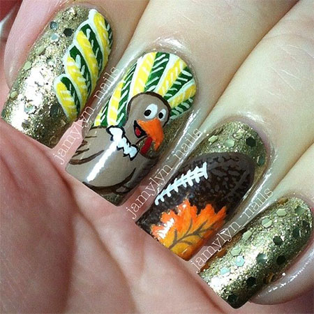 15-Thanksgiving-Nail-Art-Designs-Ideas-Trends-Stickers-2014-15
