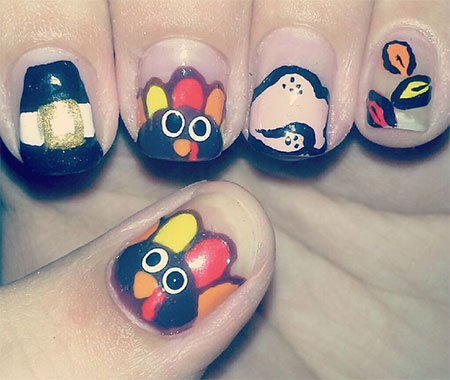 15-Thanksgiving-Nail-Art-Designs-Ideas-Trends-Stickers-2014-4