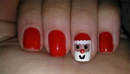 20-Easy-Simple-Christmas-Nail-Art-Designs-Ideas-Stickers-2014-Xmas-Nails-17