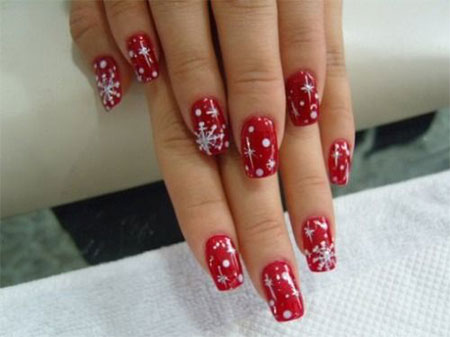 20-Easy-Simple-Christmas-Nail-Art-Designs-Ideas-Stickers-2014-Xmas-Nails-19