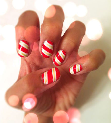 20-Easy-Simple-Christmas-Nail-Art-Designs-Ideas-Stickers-2014-Xmas-Nails-5