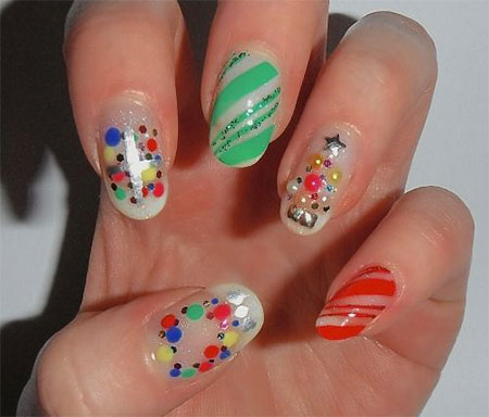 20-Easy-Simple-Christmas-Nail-Art-Designs-Ideas-Stickers-2014-Xmas-Nails-6