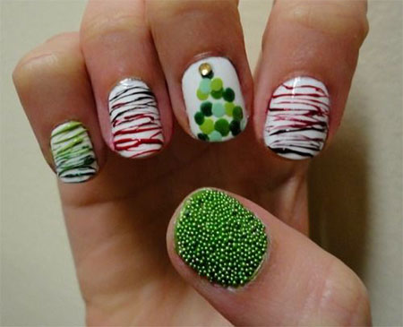 20-Easy-Simple-Christmas-Nail-Art-Designs-Ideas-Stickers-2014-Xmas-Nails-9
