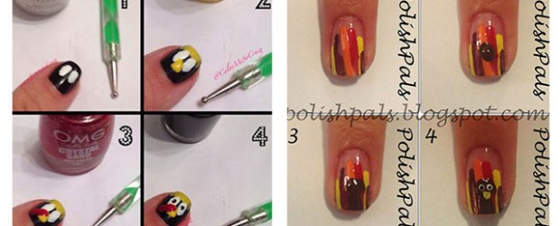Simple-Step-By-Step-Thanksgiving-Nail-Art-Tutorials-For-Beginners-2014