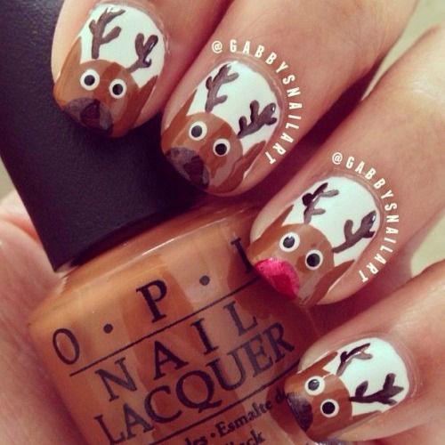 10-Christmas-Acrylic-Nail-Art-Designs-Ideas-Trends-Stickers-2014-Xmas-Nails-2