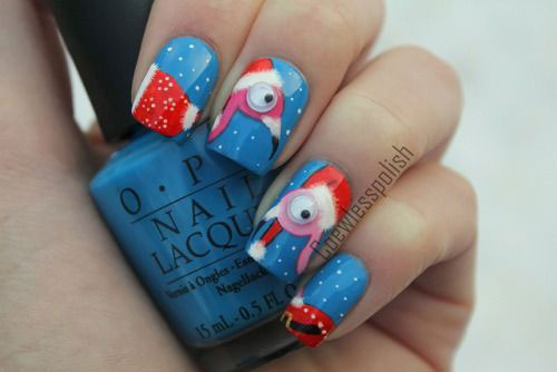10-Christmas-Acrylic-Nail-Art-Designs-Ideas-Trends-Stickers-2014-Xmas-Nails-4