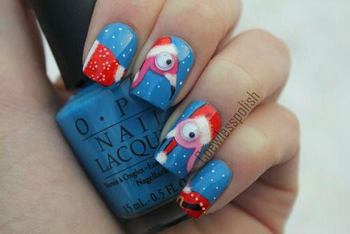 10-Christmas-Acrylic-Nail-Art-Designs-Ideas-Trends-Stickers-2014-Xmas-Nails-4