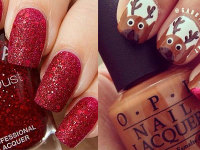 10-Christmas-Acrylic-Nail-Art-Designs-Ideas-Trends-Stickers-2014-Xmas-Nails