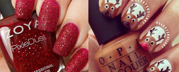 10-Christmas-Acrylic-Nail-Art-Designs-Ideas-Trends-Stickers-2014-Xmas-Nails
