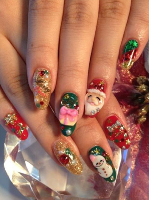 12-Christmas-3D-Nail-Art-Designs-Ideas-Trends-Stickers-2014-3d-Nails-11