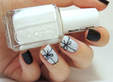 12-Easy-Christmas-Present-Nail-Art-Designs-Ideas-Trends-Stickers-2014-Xmas-Nails-12