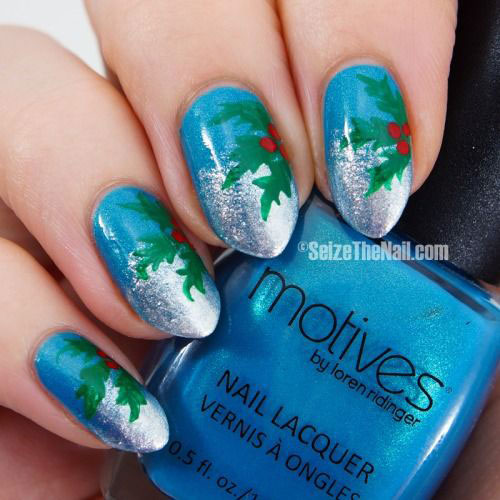 15-Christmas-Glitter-Silver-Nail-Art-Designs-Ideas-Stickers-2014-Xmas-Nails-13