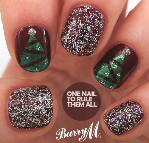 15-Christmas-Glitter-Silver-Nail-Art-Designs-Ideas-Stickers-2014-Xmas-Nails-16