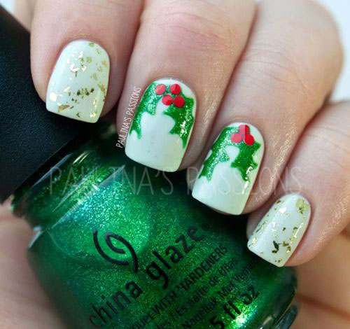 15-Christmas-Glitter-Silver-Nail-Art-Designs-Ideas-Stickers-2014-Xmas-Nails-2