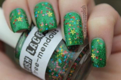 15-Christmas-Glitter-Silver-Nail-Art-Designs-Ideas-Stickers-2014-Xmas-Nails-4