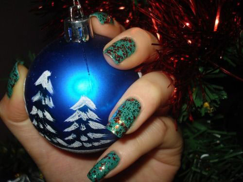 15-Christmas-Glitter-Silver-Nail-Art-Designs-Ideas-Stickers-2014-Xmas-Nails-7