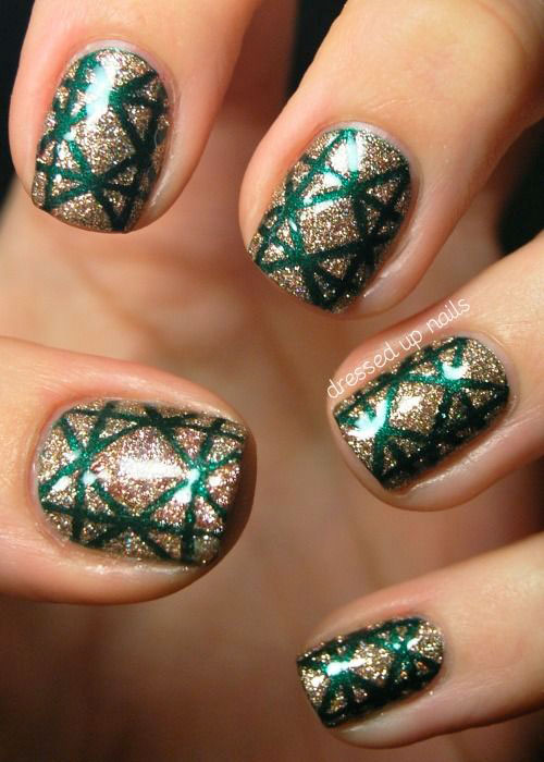 15-Christmas-Glitter-Silver-Nail-Art-Designs-Ideas-Stickers-2014-Xmas-Nails-8