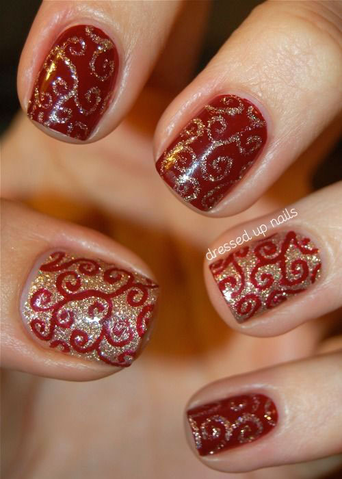 15-Christmas-Glitter-Silver-Nail-Art-Designs-Ideas-Stickers-2014-Xmas-Nails-9