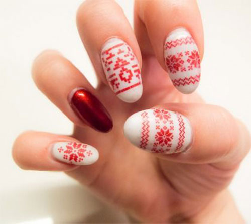 15-Christmas-Sweater-Nail-Art-Designs-Ideas-Trends-Stickers-2014-10