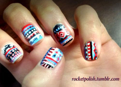 15-Christmas-Sweater-Nail-Art-Designs-Ideas-Trends-Stickers-2014-11