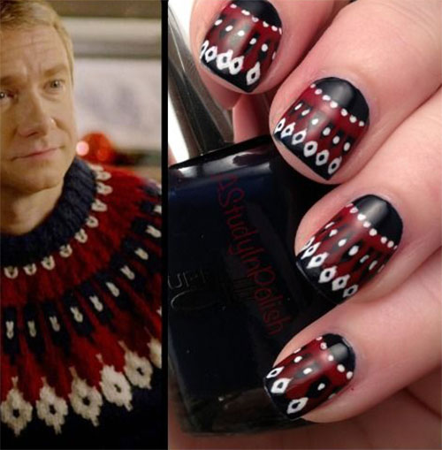15-Christmas-Sweater-Nail-Art-Designs-Ideas-Trends-Stickers-2014-5