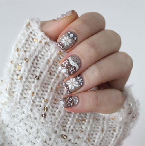 15-Christmas-Sweater-Nail-Art-Designs-Ideas-Trends-Stickers-2014-9
