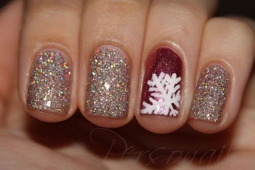 15-Red-Green-Gold-Christmas-Nail-Art-Designs-Ideas-Trends-Stickers-2014-Xmas-Nails-11