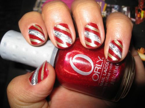 15-Red-Green-Gold-Christmas-Nail-Art-Designs-Ideas-Trends-Stickers-2014-Xmas-Nails-9
