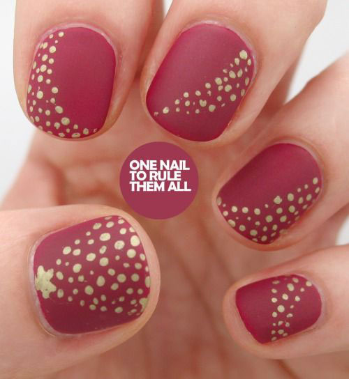 15-Simple-Christmas-Tree-Nail-Art-Designs-Ideas-Stickers-2014-12