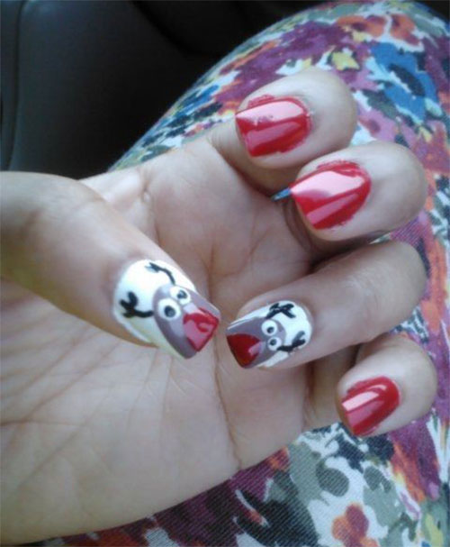 20-Cool-Reindeer-Nail-Art-Designs-Ideas-Trends-Stickers-2014-Xmas-Nails-11