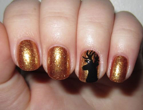 20-Cool-Reindeer-Nail-Art-Designs-Ideas-Trends-Stickers-2014-Xmas-Nails-12