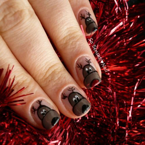 20-Cool-Reindeer-Nail-Art-Designs-Ideas-Trends-Stickers-2014-Xmas-Nails-2