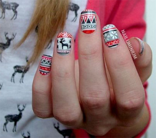 20-Cool-Reindeer-Nail-Art-Designs-Ideas-Trends-Stickers-2014-Xmas-Nails-21