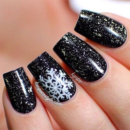 12-Winter-Black-Nail-Art-Designs-Ideas-Trends-Stickers-2015-11