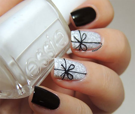 12-Winter-Black-Nail-Art-Designs-Ideas-Trends-Stickers-2015-4