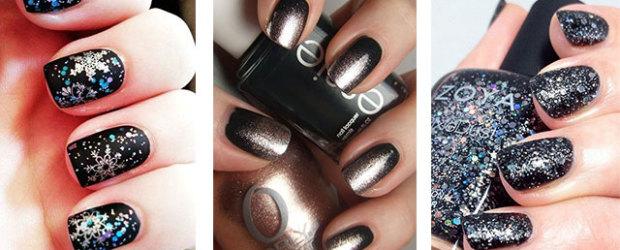 12-Winter-Black-Nail-Art-Designs-Ideas-Trends-Stickers-2015-F