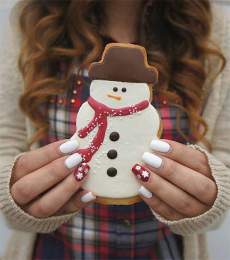 15-Easy-Snowman-Nail-Art-Designs-Ideas-Trends-Stickers-2015-1