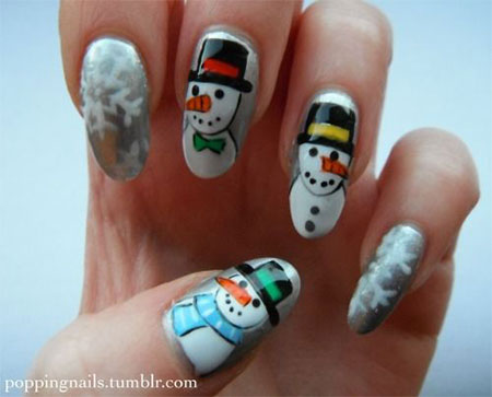 15-Easy-Snowman-Nail-Art-Designs-Ideas-Trends-Stickers-2015-10