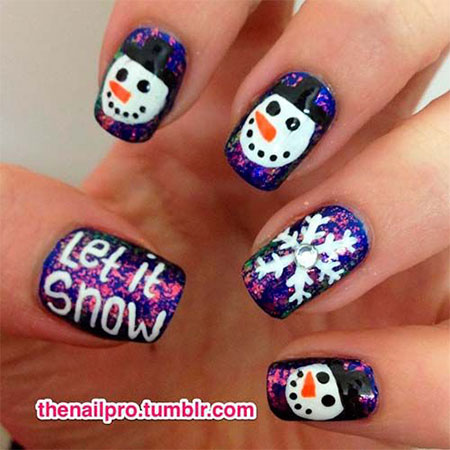 15-Easy-Snowman-Nail-Art-Designs-Ideas-Trends-Stickers-2015-11