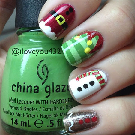 15-Easy-Snowman-Nail-Art-Designs-Ideas-Trends-Stickers-2015-16