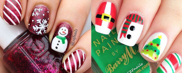 15-Easy-Snowman-Nail-Art-Designs-Ideas-Trends-Stickers-2015